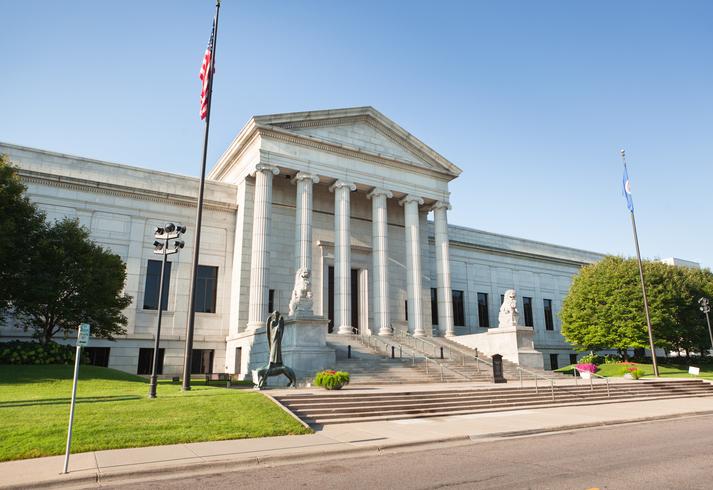 Museum in Minneapolis